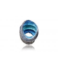 Zawieszka SINERA Formentera Blue srebro