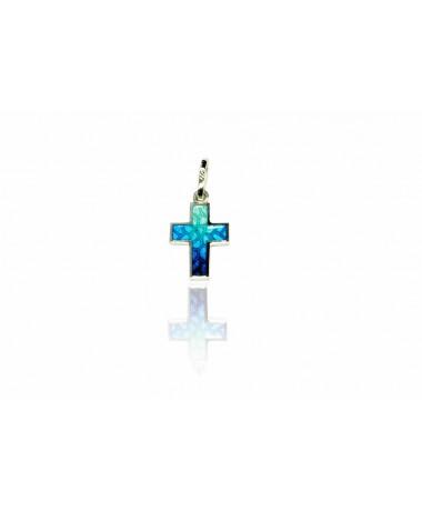 Krzyżyk srebrny model 342