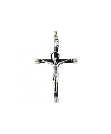 Krzyżyk srebrny model 67