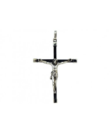 Krzyżyk srebrny model 164